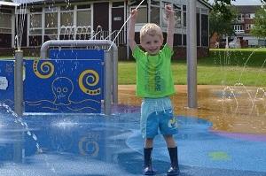 Bancroft Splash Park