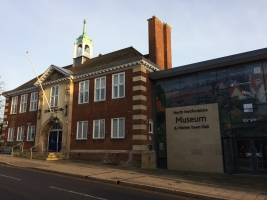 Hitchin Town Hall and North Hertfordshire Museum
