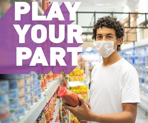 Play Your Part and protect others from coronavirus in North Herts