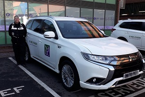 ULEV leasehold cars at NHDC